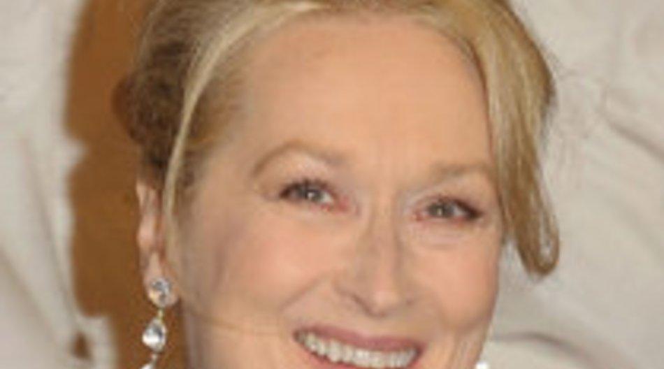 Meryl Streep ist erstaunt über die vielen Rollenangebote