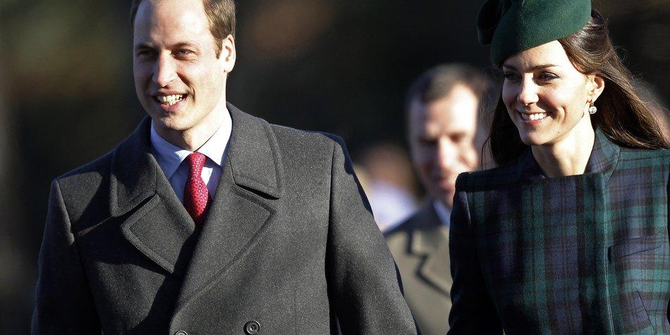 Kate Middleton und Prinz William engagieren eine neue Nanny