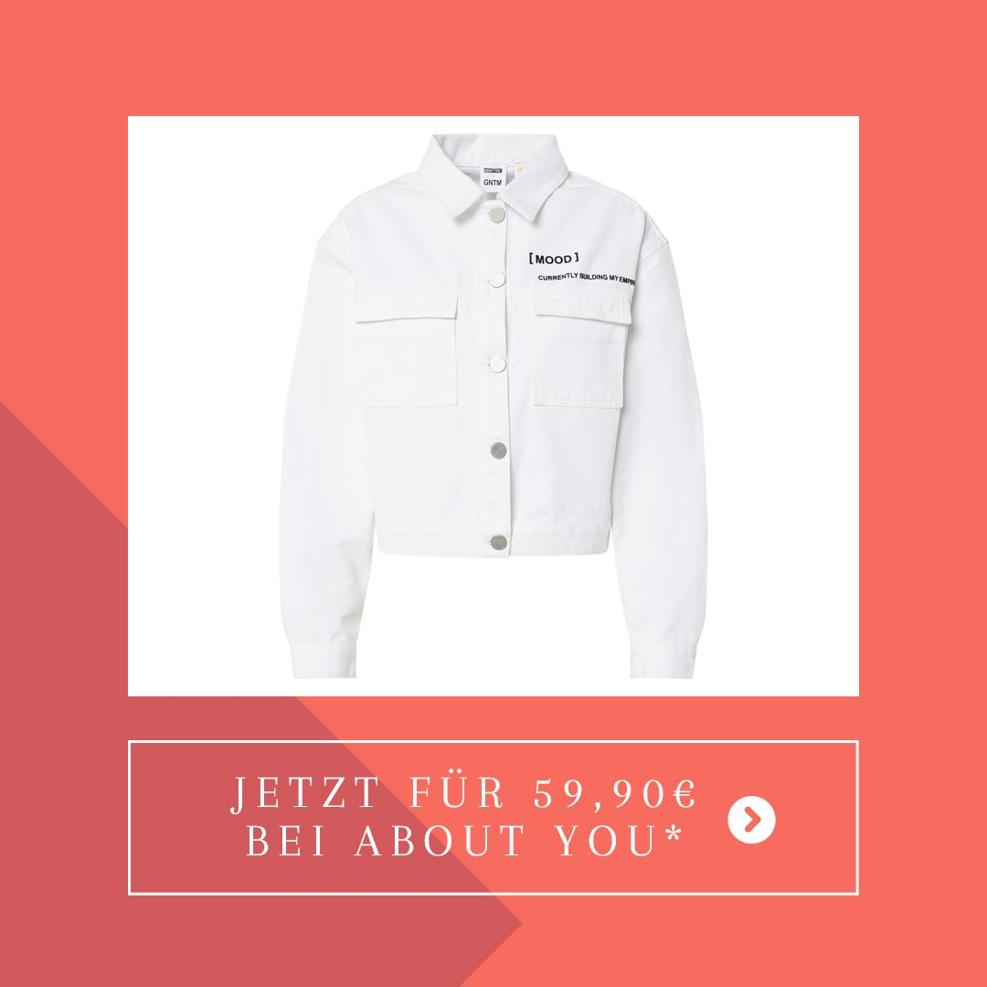 Jeansjacke 'Lynn' About You GNTM