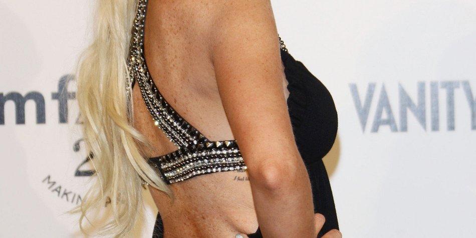 Lindsay Lohan kann man jetzt buchen