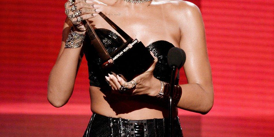 Rihanna fühlt sich verfolgt