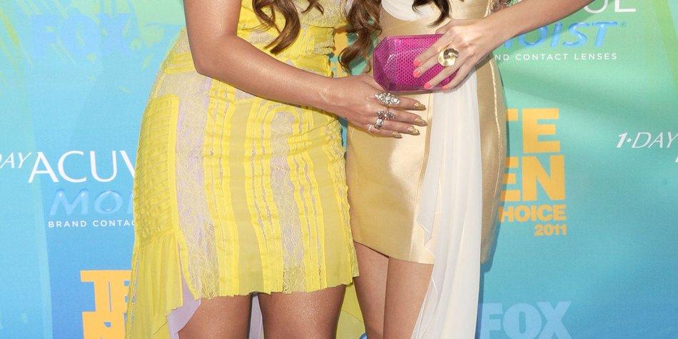 Selena Gomez und Demi Lovato haben wieder zueinander gefunden