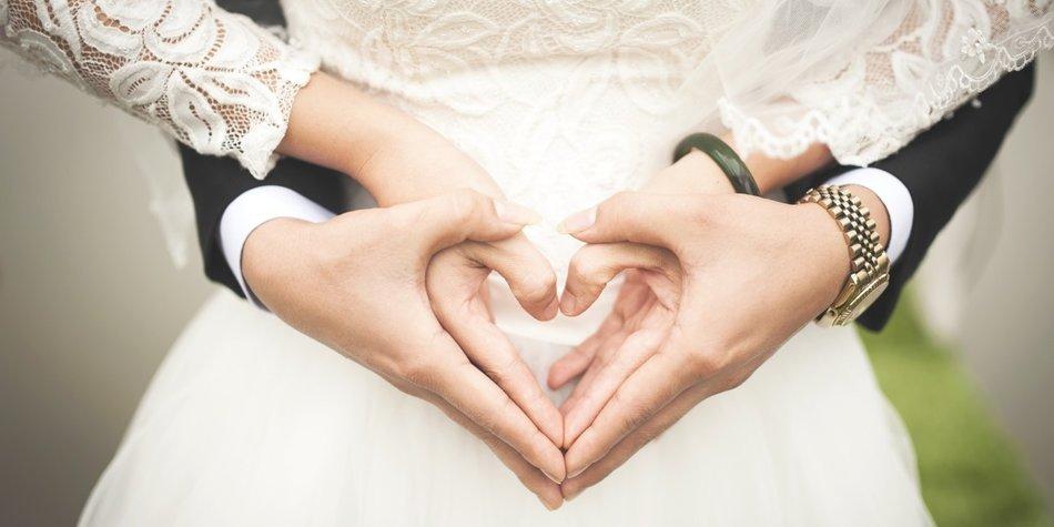 Heiraten Alter