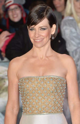 Evangeline Lilly in London