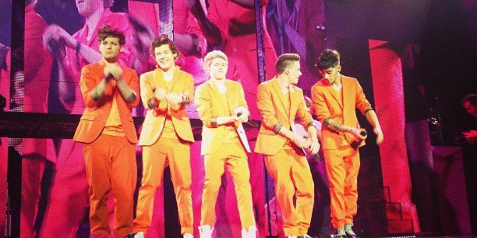 One Direction: Tickets in Rekordzeit ausverkauft!