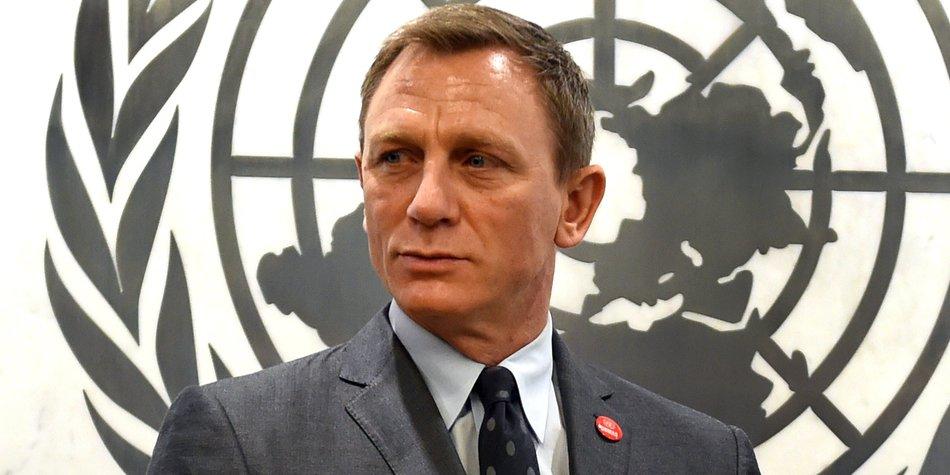 """Daniel Craig: """"Eine Rolle in ,Star Warsʽ habe ich nicht nötig"""""""