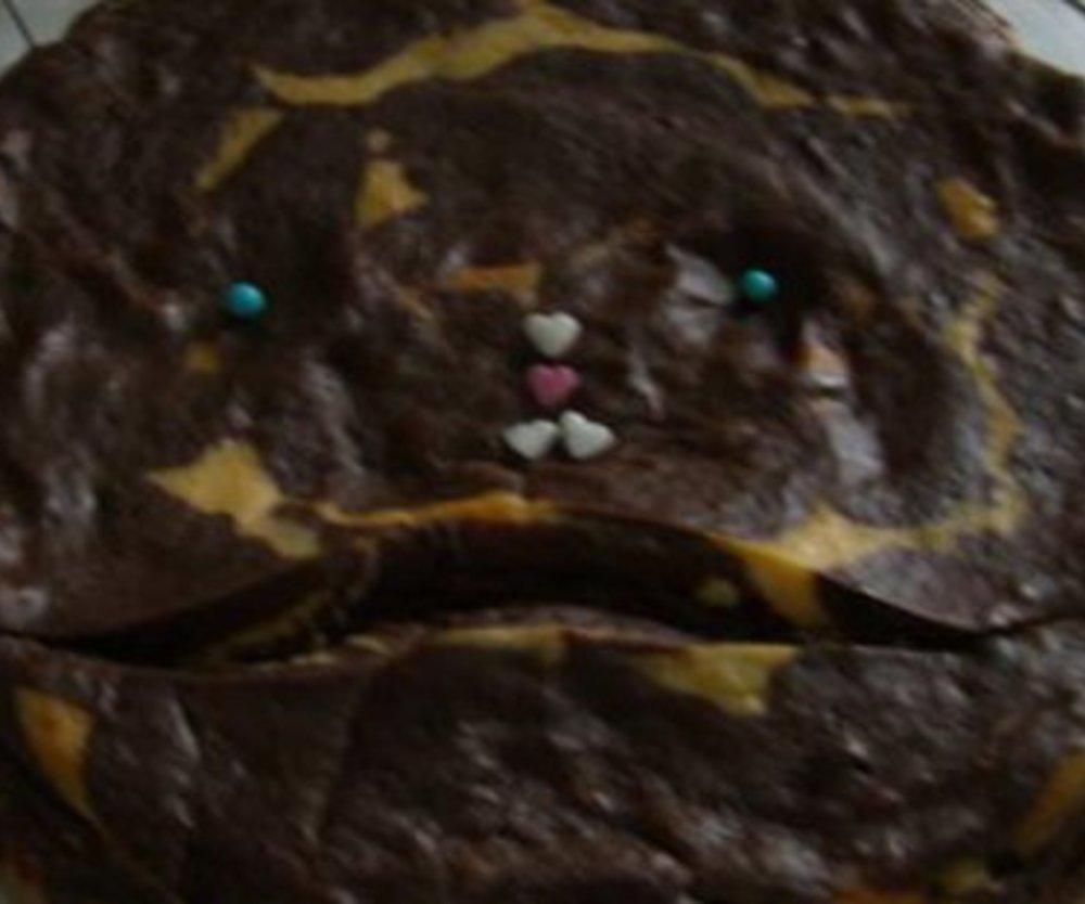 Schoko-Eierlikör-Kuchen mit VERPOORTEN ORIGINAL Eierlikör