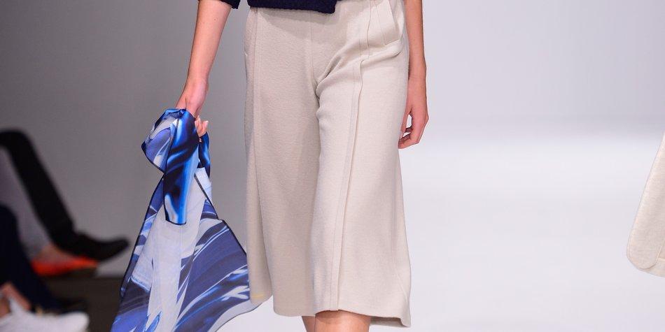 Culottes: So trägt Frau die Trendhose richtig