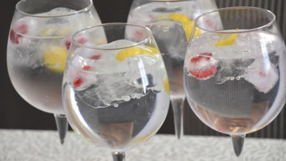 Tanquera Gin Tonic