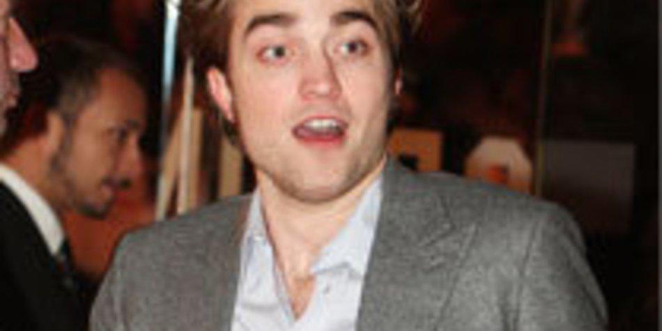 Robert Pattinson: Fans belagern das Filmset