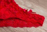 Rotes Höschen
