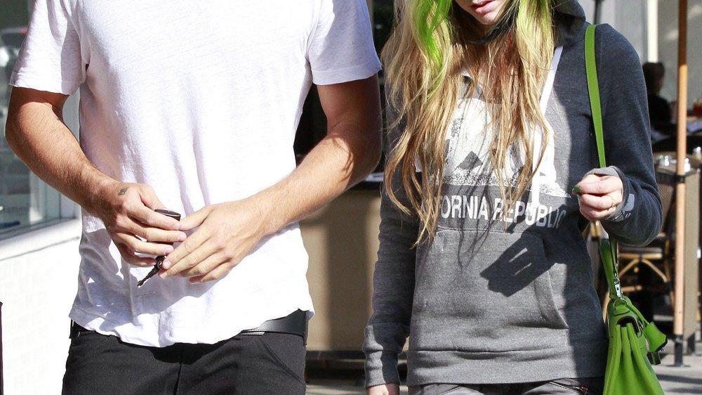 Avril Lavigne ist wieder Single?