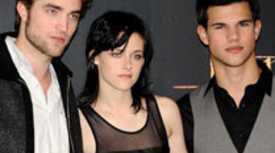 Twilight: New Moon bricht Mitternachtsrekord