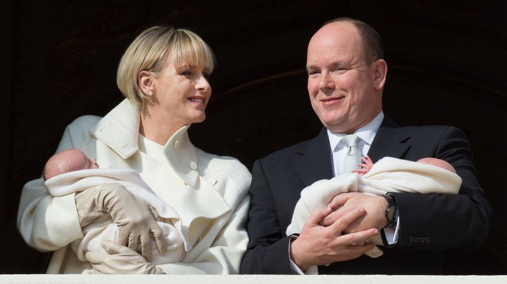 Charlène von Monaco: Die Zwillinge wachsen und gedeihen