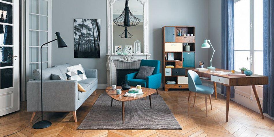 Möbel mit Vintage-Charme: Das Retro-Revival in den eigenen vier ...