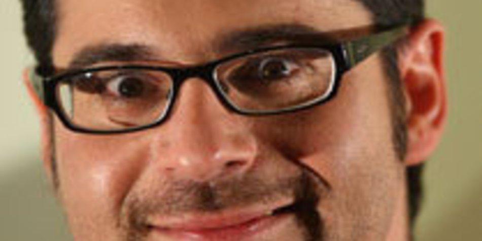 Rick Kavanian im Erdbeerlounge-Portrait