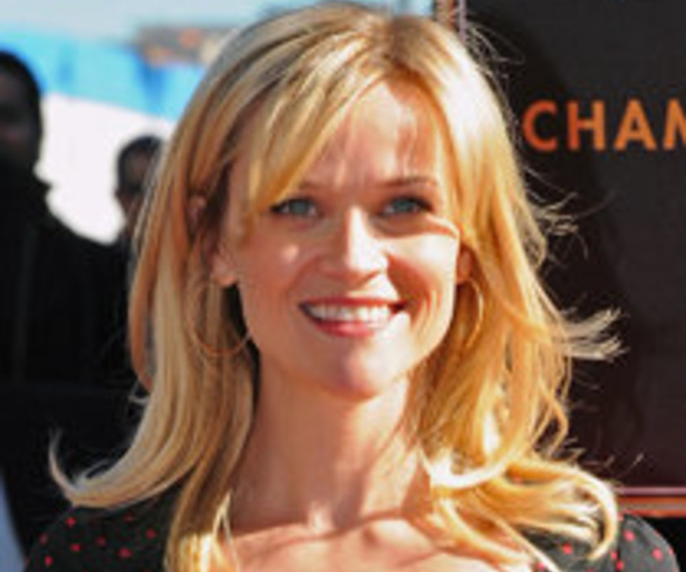 Reese Witherspoon bekommt einen Stern in Hollywood