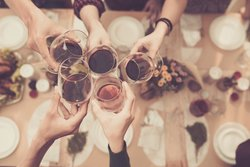 Die Menge des konsumierten Alkohols spielte keine Rolle.