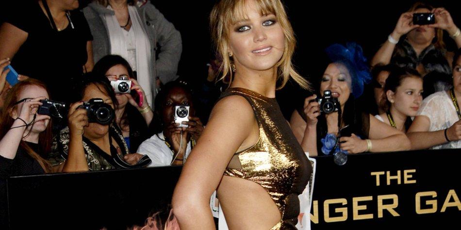Jennifer Lawrence ist nicht nur schön, sondern auch ein echtes Vorbild.