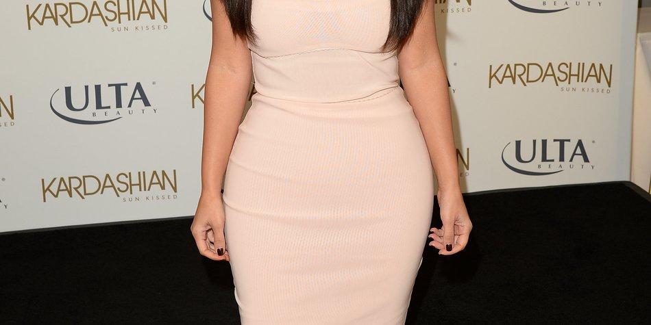 Kim Kardashian plant Baby Nummer zwei