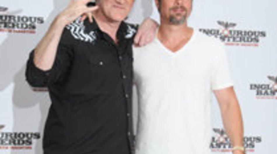"""Brad Pitt in Berlin: Premiere von """"Inglorious Basterds"""""""