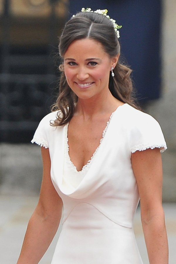 Kate Middleton: Schwester strahlt im Partykleid! - Top Story