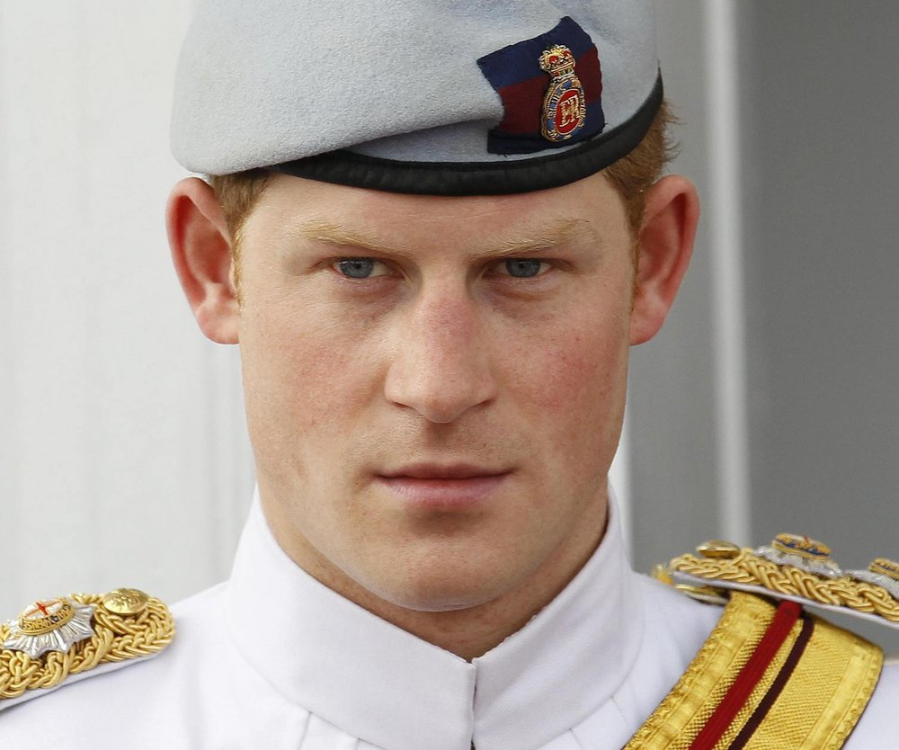 Prinz Harry feiert Weihnachten in Afghanistan