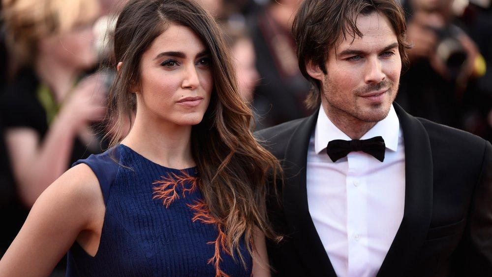 Nikki Reed verrät Details über ihre Hochzeit mit Ian Somerhalder