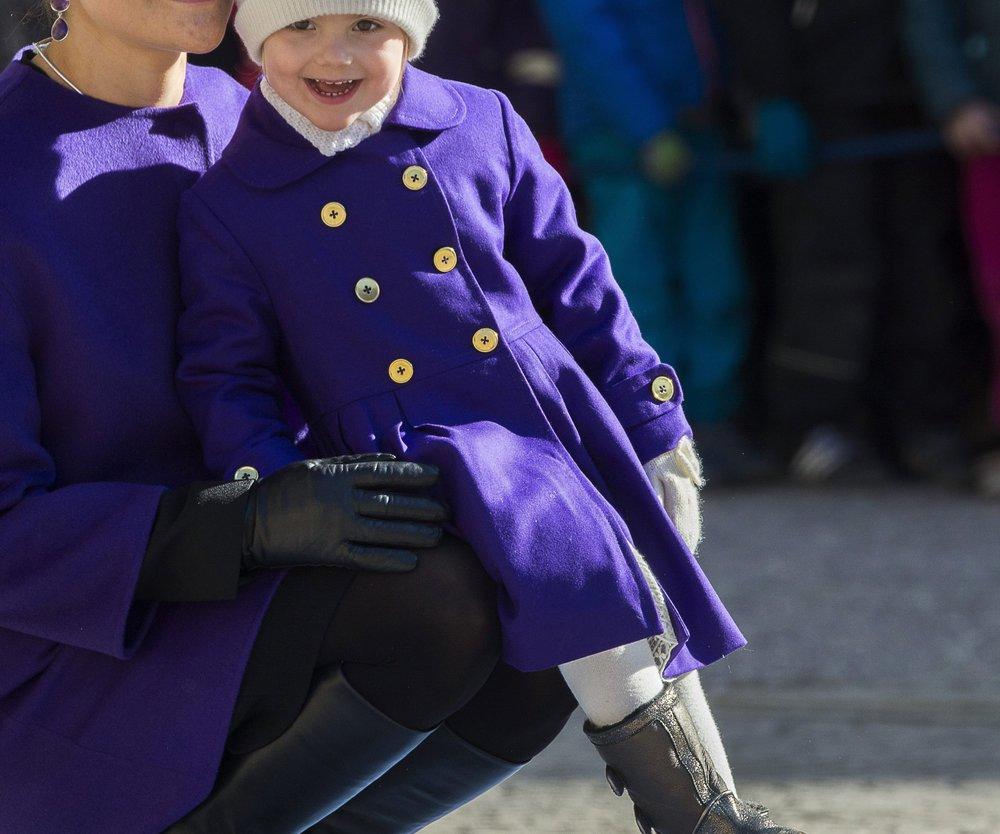 Victoria von Schweden feierte ihren Namenstag ohne Prinz Daniel