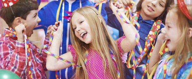 Kinder-Partyspiele