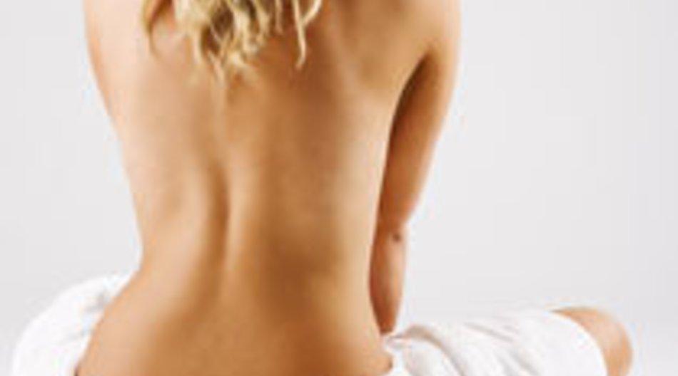 Ein schöner Rücken