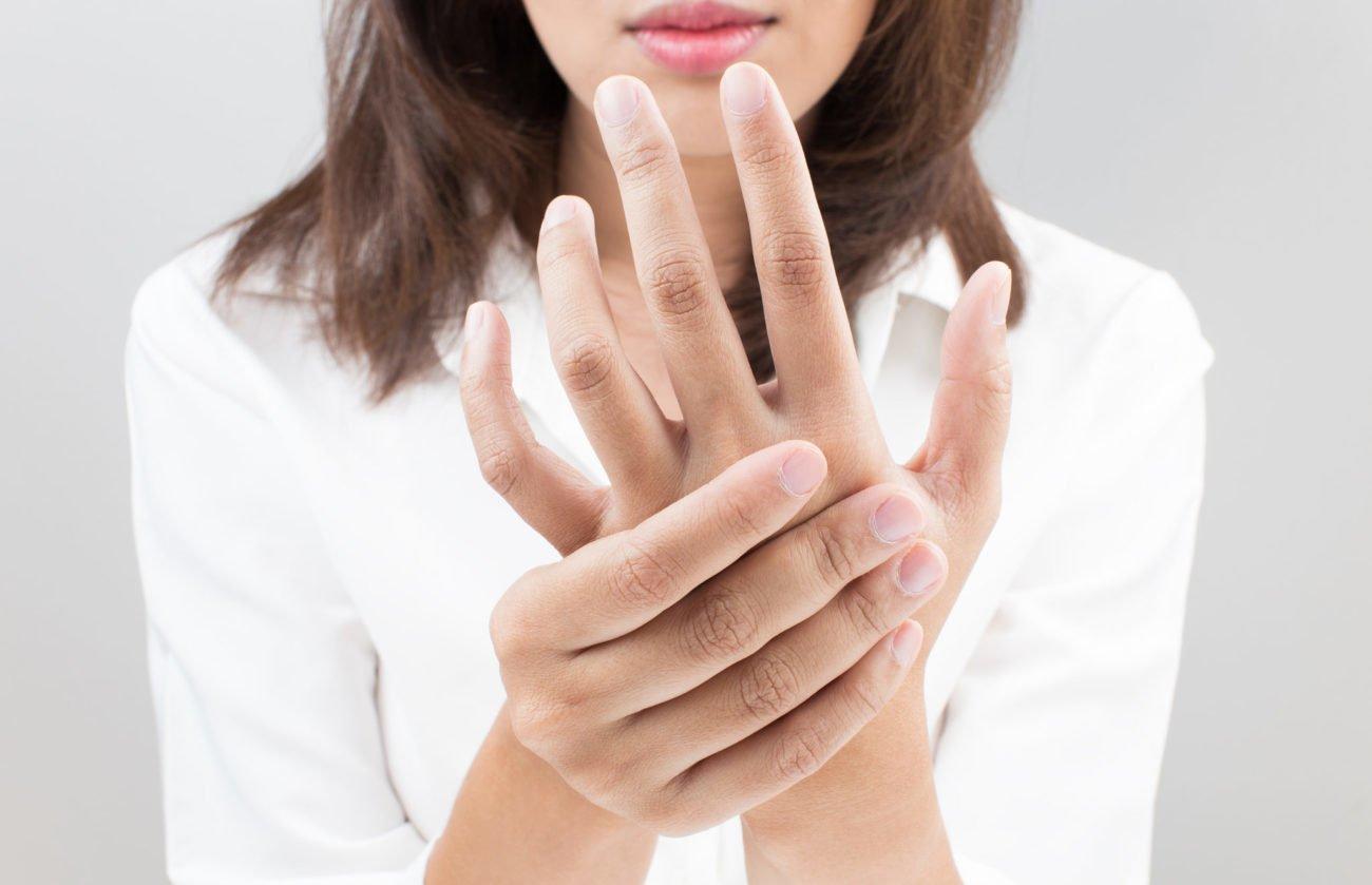 Fingermassage