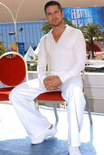Filmstar Gerard Butler
