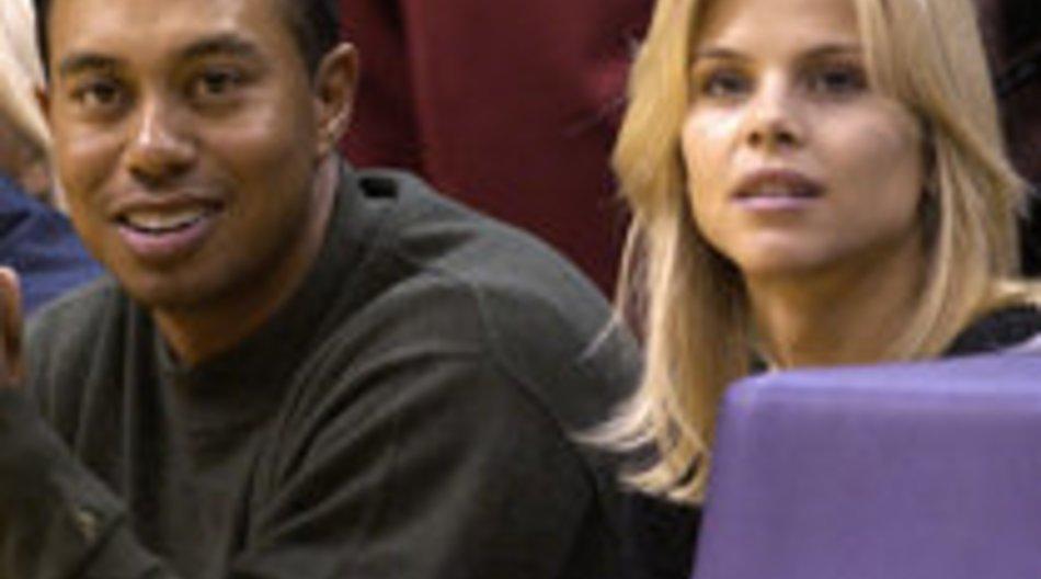 Tiger Woods: Gibt seine Frau ihm eine zweite Chance?
