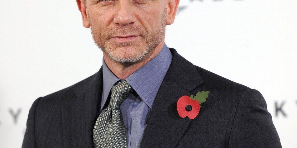 Daniel Craig hat gesunde Einstellung zu Medien