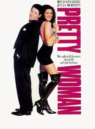Pretty Woman mit Julia Roberts