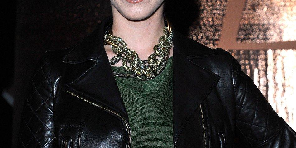 Katy Perry hat einen Zahnputztick