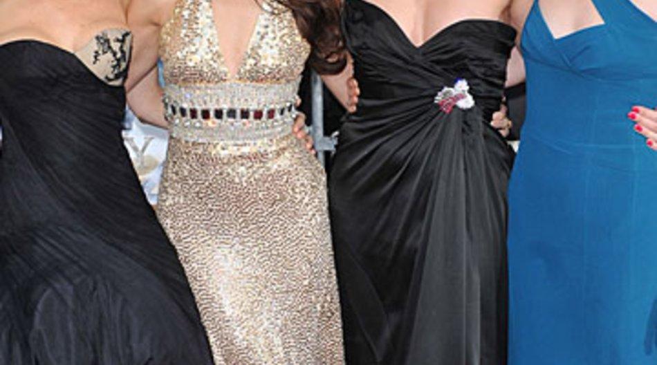 """Ein dritter Kinofilm von """"Sex and the City"""" mit Sarah Jessica Parker, Kristin Davis, Kim Cattrall und Cynthia Nixon steht nun doch zur Debatte."""