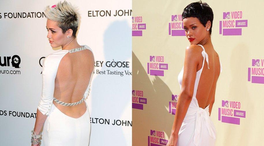 Miley & RiRi