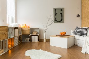Kleine Wohnung Einrichten Mit Wenig Möbeln