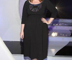 Adele überglücklich