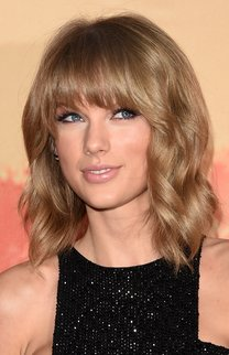 Taylor Swift: Bob mit Locken
