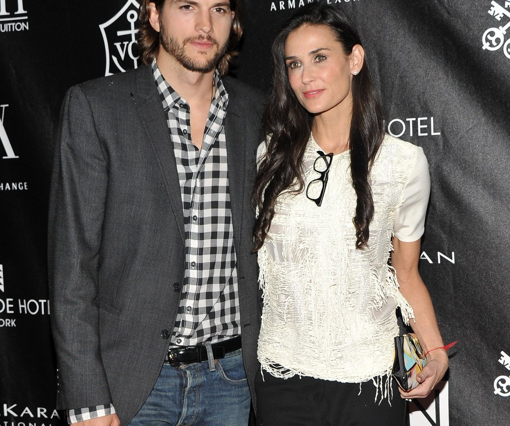 Ashton Kutcher: Liebes-Comeback mit Demi Moore?