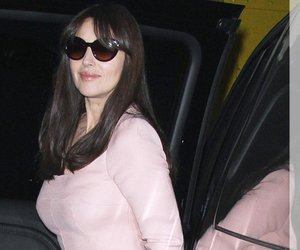 Best Dressed: Bond-Girl Monica Bellucci stilvoll im Etui-Kleid
