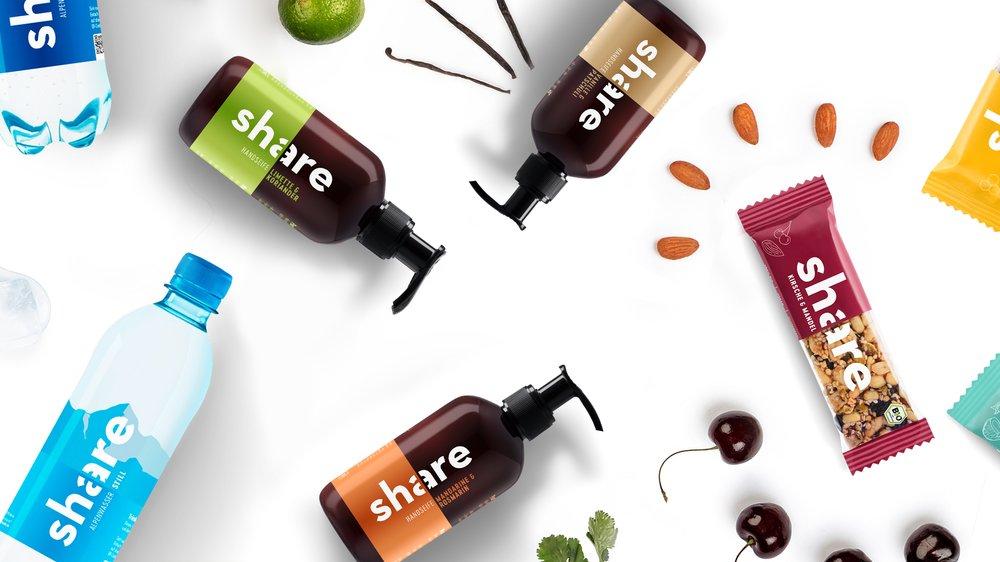 Share Produkte