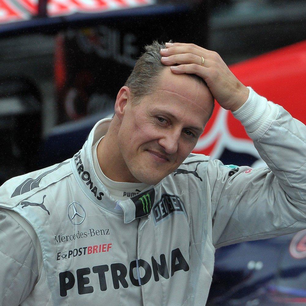 Michael Schumacher ist aus dem Koma aufgewacht