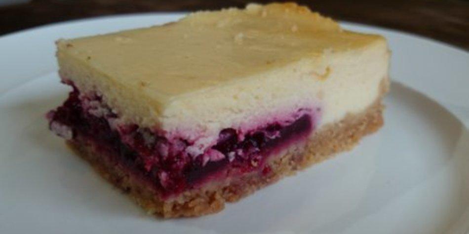 Himbeer-Käselikör-Kuchen