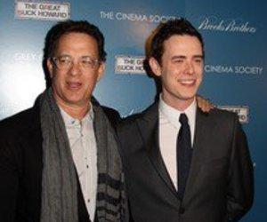 Tom Hanks ist Großvater