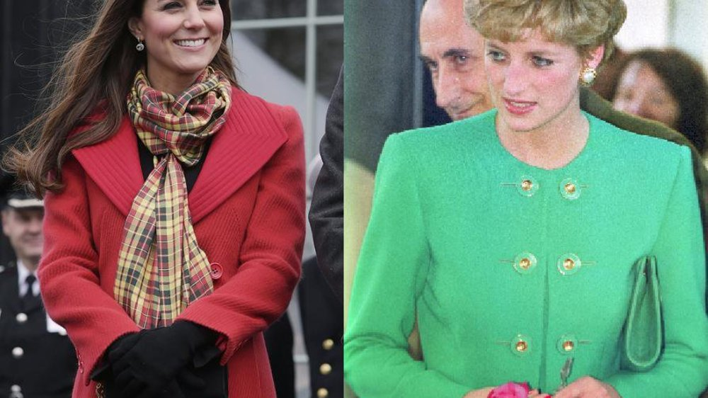 Kate Middleton: Ist sie reifer als Lady Diana?