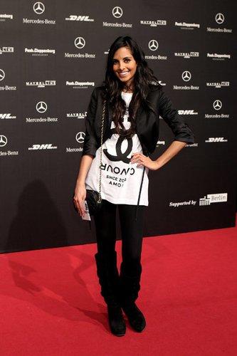 MTV-Moderatorin Collien Fernandes stammt aus Hamburg